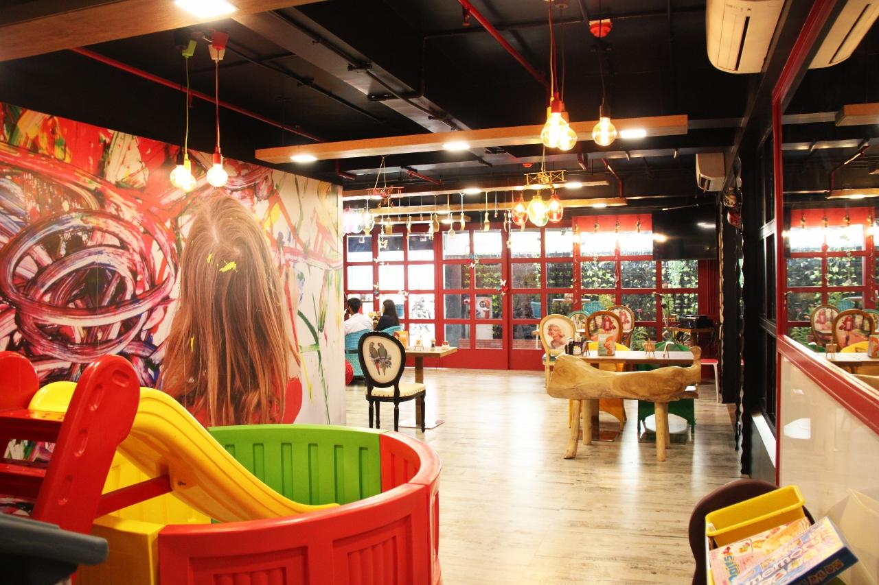 Cafe Interior 3