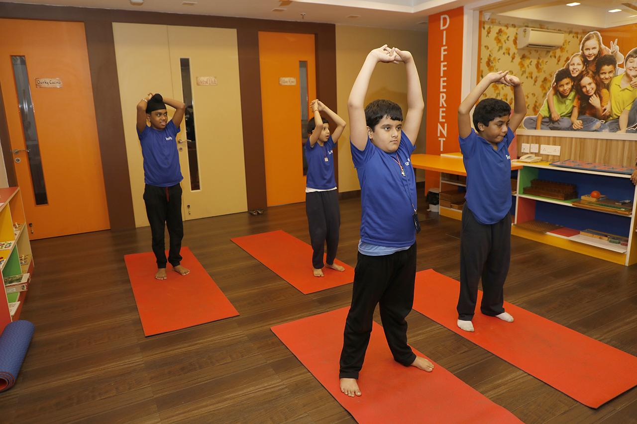 Kids Yoga Pic 3